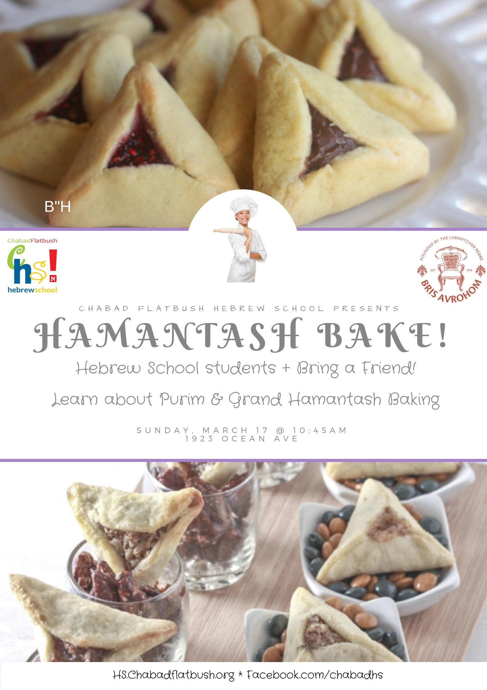 Copy of Hamatash Bake